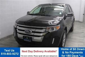 2013 Ford Edge SEL FWD w/ LEATHER! NAVIGATION! PANORAMIC ROOF! H