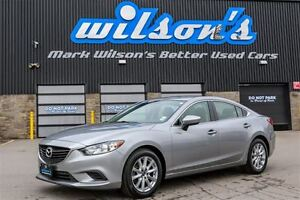 2015 Mazda MAZDA6 $61/WK, 5.49% ZERO DOWN! BLUETOOTH! NEW TIRES+