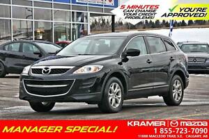 2012 Mazda CX-9 GS AWD *Managers Special*