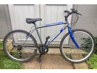 Challenge Conquer adult bike 26 inch wheels 6 gears JUST SERVICED