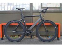 Brand new NOLOGO Aluminium single speed fixed gear fixie bike/ road bike/ bicycles 3h
