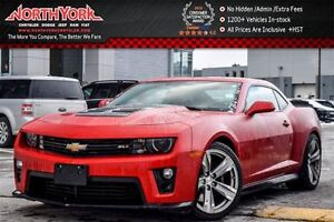 2015 Chevrolet Camaro ZL1 Supercharged|Manual|TUNED|Satin Red Wr