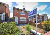 TWO BED IMMACULATE HOUSE WITH GARDEN. AUGUSTA SQUARE, FARRINGDON, SUNDERLAND. DSS WELCOME !