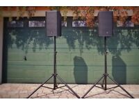 Sound System Hire - ideal for DJ