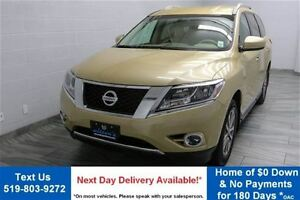 2013 Nissan Pathfinder SL V6 4WD w/ LEATHER! REVERSE CAMERA! FRO