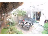 GREAT VALUE 4 BEDROOM APARTMENT W/ GARDEN VICTORIA PARK BETHNAL GREEN MILE END LONDON FIELDS