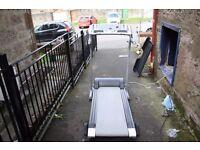 Pro Fitness Electric Foldable Treadmill
