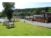 LOCH LOMOND Holiday Park offer a Luxury ltd edition static holiday home for your family to love ....