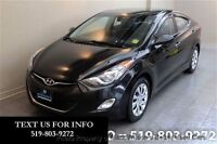 2011 Hyundai Elantra GL SEDAN! HEATED SEATS! BLUETOOTH! POWER PK