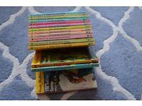 Enid Blyton Secret Seven Books - Complete Set