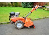 Husqvarna CRT51 Professional Rotavator / Cultivator, Excellent Condition, Hardly Used, V Easy to Use