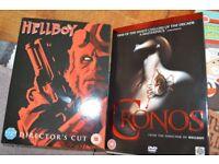 HELLBOY - CRONOS DVD's