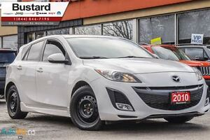 2010 Mazda MAZDA3 SPORT GT 2 SETS OF WHEELS