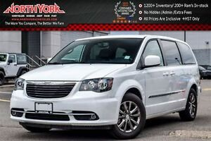 2015 Chrysler Town & Country S|CleanCarProof|SafetyTec/DVD Grps|