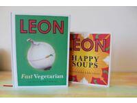 Leon 2 cooking books