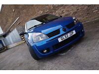 Clio 172 Cup for sale Bristol