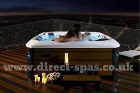 5 and 6 seater hot tub with free wifi module and cover lifter