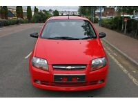 Chevrolet Kalos 1.2 Low Mileage One Full Year Mot Excellent Condition