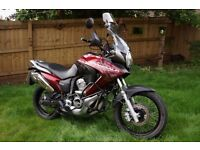 Honda XL700 VA-9 Transalp - ABS - 19484 miles - MOT oct. - LOADS of EXTRAS/New parts