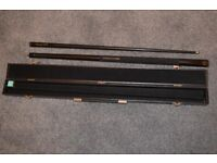 Jimmy White Snooker cue