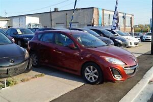 2010 Mazda MAZDA3 SPORT 5SPD! LOADED!FULLY CERTIFIED@NO EXTRA CH