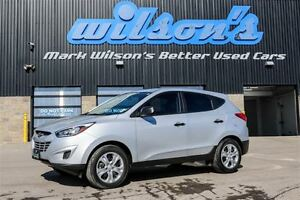 2014 Hyundai Tucson GL HEATED SEATS! KEYLESS ENTRY! POWER PACKAG