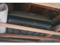 THULE Roof Box - square, not the long thin type