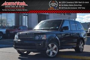 2013 Land Rover Range Rover Sport SC|4x4|Sunroof|Nav|Suspension|