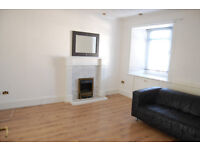 Large 1 bed unfurnished first floor flat