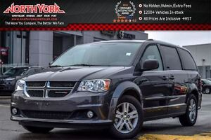 2016 Dodge Grand Caravan Crew Power Convi.,Single DVD Pkgs|Nav|S