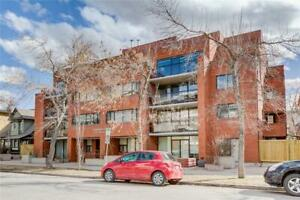 #404 929 18 AV SW Lower Mount Royal, Calgary, Alberta