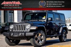 2017 Jeep WRANGLER UNLIMITED New Car Sahara |4x4|Manual|Connect.