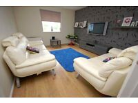 Fantastic, modern 2 bedroom part-furnished property with excellent storage available May - NO FEES!