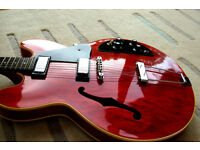 Gibson ES325 Cherry 1974 Stunning Vintage Guitar. Rare in this condition.