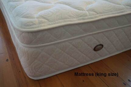 Mattress and base : 2 x queen size and 1 x king size (see price) Mosman Mosman Area Preview