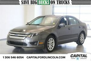 2012 Ford Fusion **SEL AWD-PST PAID **