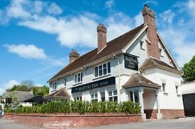 The Martyrs Inn, Tolpuddle, Front of House - Bar / Waiting Staff required