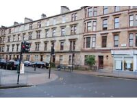 Two bedroom Flat, DG, GCH, West End Glasgow.