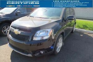 2012 CHEVROLET ORLANDO LT DEMARREUR A DISTANCE.BLUETOOTH