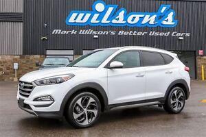 2016 Hyundai Tucson $78/WK, 5.49% ZERO DOWN! LIMITED AWD! HEATED