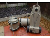 Aqua rolls & wastemaster