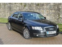 Stunning Audi A6 2.0 TDI Limited Edition - with leather seats, Sat Nav, Cruise Control
