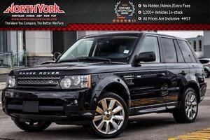 2013 Land Rover Range Rover Sport HSE LUX|4WD|Sunroof|Nav|HtdSea