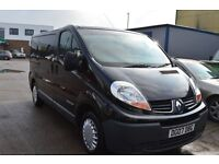 Renault TRAFIC PASSENGER 2007 9 SEATER IN EXCELLENT CONDITION 12 MONTHS MOT