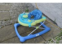 Graco baby walker, excellent condition