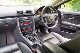 """Audi A4 1.9TDI 130bph PD S-Line* 12-Mot* Full Leather* Bose* Xenon* Full Service* 18""""Wheels #Bargain"""