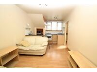 A 1st/2nd floor one double bedroom flat located close to Palmers Green's shops & mainline station