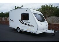 2011 SPRITE FINESSE 2 - MOTORMOVERS - AWNING - ETC