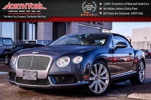 2013 Bentley Continental GT AWD! Convertible! 500HP!! Leather Na