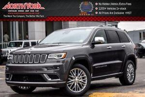 2018 Jeep Grand Cherokee New Car Summit 4x4|Blindspot|H/K Surrou